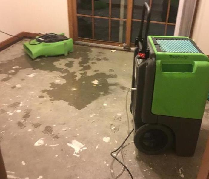 Water Damage in Cleveland, OH After