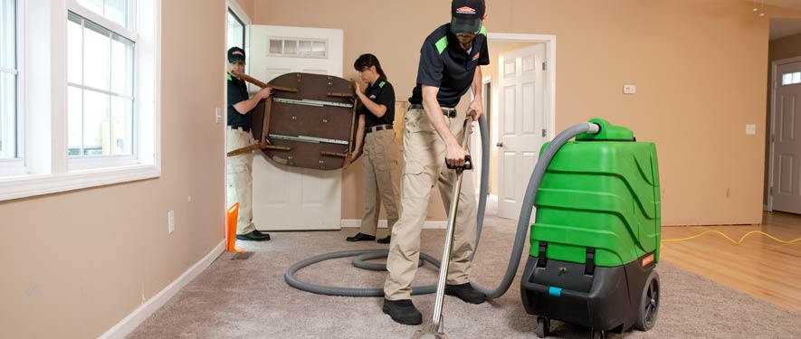 Willoughby, OH residential restoration cleaning